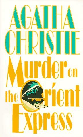 Book review of murder on the orient express